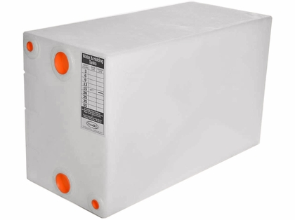 Todd 94-1627WH Water & Holding Tank - 15 Gallon