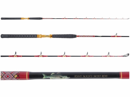 Tony Maja Custom Mojo Rod - 6 ft. 6 in.