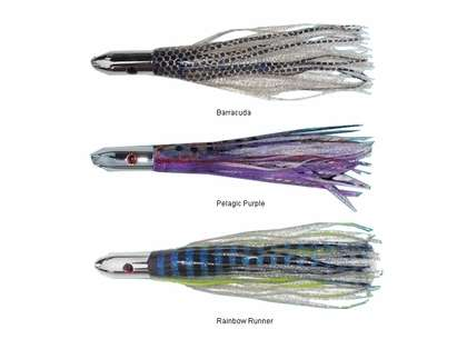 Tormenter Super Smoker Chrome Headed Trolling Lures
