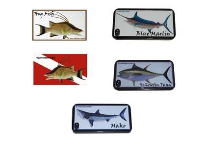 Tormenter iPhone Covers