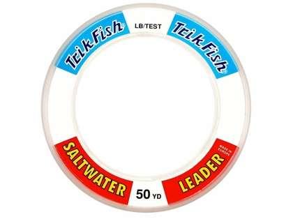 Trik Fish SWL0003001 Mono SW Wrist Spool - 30Lb 50Yds Clear