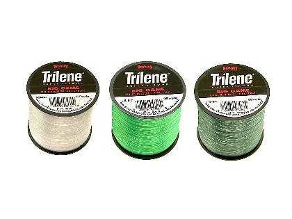 Trilene Big Game 1/4 Lb. Custom Spool