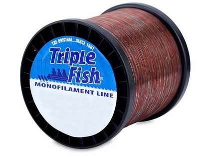 Triple Fish Monofilament Line - Camo
