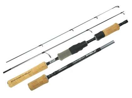 Tsunami Carbon Shield Spinning Rods