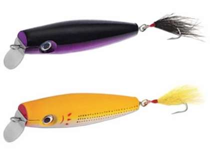 Tsunami Flat Nose Swimmer Lures