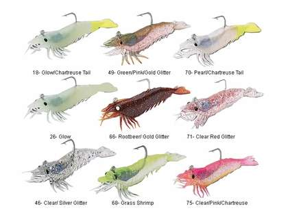 Tsunami HS3 Holographic Shrimp Lure