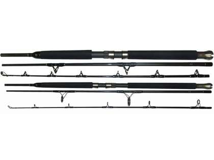 Tsunami Travel Kayak Boat Rods
