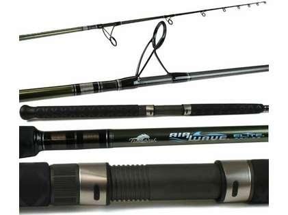 Tsunami TSAWEBS-701MHJ Airwaves Elite Braid Spinning Rod