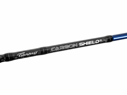Tsunami TSCSHDCII661H-B Carbon Shield II Casting Rod