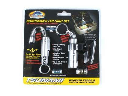Tsunami TSKCLK Sportsmans LED Light Set