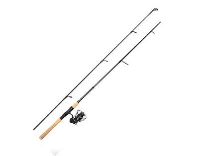 Tsunami TSSHD30/IS701ML Tsunami Shield Spinning Combo