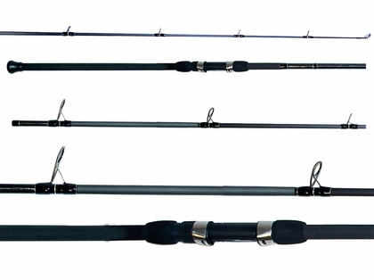 Tsunami TSTIISS-702M Trophy II Surf  Spinning Rod - 8 ft. 6 in.