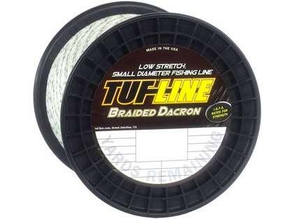 TUF-LINE 80 Lb. Braided Dacron - 600 Yards