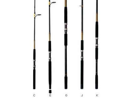Shakespeare Ugly Stik Bigwater Spinning Rods