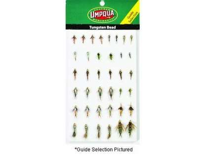 Umpqua 09281 Tungsten Bead Trout Deluxe Selection
