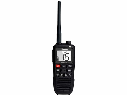 Uniden ATLANTIS 275 Atlantis 275 Floating Handheld VHF Marine Radio