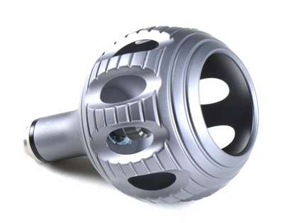 Van Staal VS Power Grip Handle Knob Kit VM275 - Grey