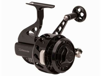 Van Staal VS200XP VS X-Series Spinning Reel Polished Black VS200BXP
