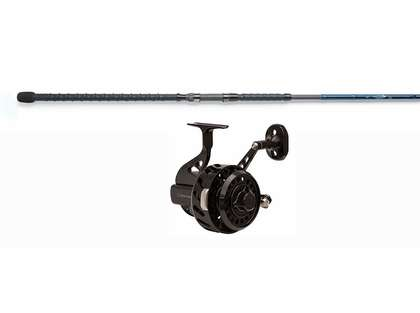 Van Staal VS X Spin Reel - St. Croix 12ft Legend Surf  Rod Surf Combo