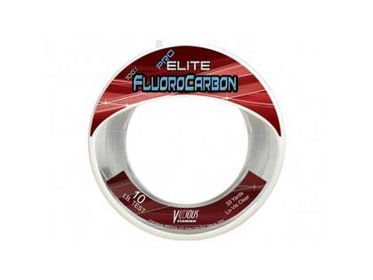 Vicious EFLWS Pro Elite Fluorocarbon Leader 33 Yard Spools