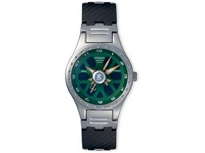 Visser Sea Green Watch