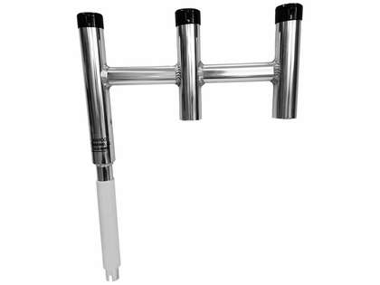 Wahoo Industries Offset Kite Cluster Rod Holder