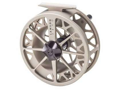 Waterworks Lamson Guru 3.5 HD Series II Fly Fishing Reel