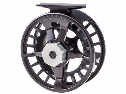 Waterworks Lamson Remix 4 Fly Fishing Reel