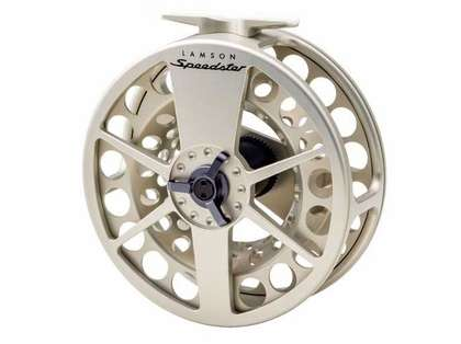 Waterworks Lamson Speedster 3 HD Fly Fishing Reel