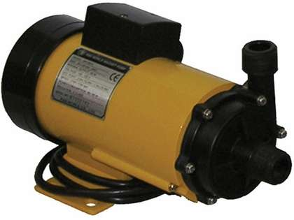 Webasto Sea Water Pumps for FCF Series Air Conditioners