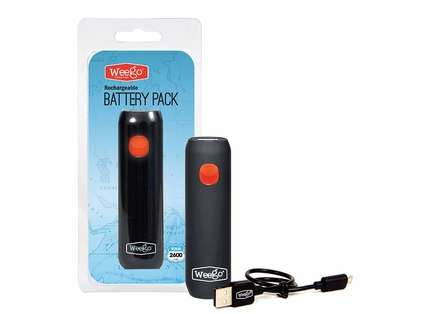 WeeGo BP26X Tour 2600 Battery Pack