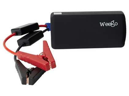 WeeGo Jump Starter Battery+ Heavy Duty