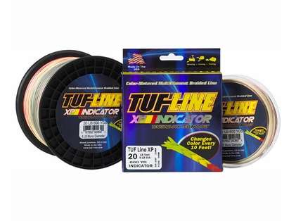 Western Filament XP802400IN TUF-LINE XP Indicator 80lb 2400yds