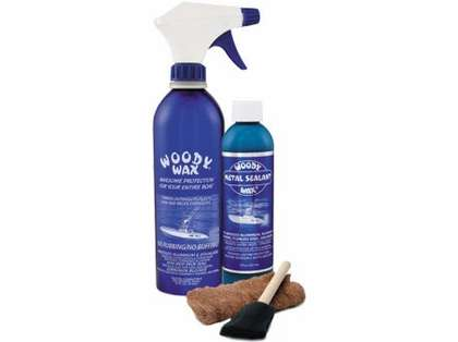 Woody Wax WWK16 16oz Deck Wax Kit