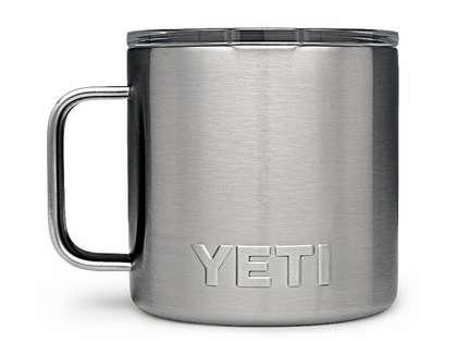 YETI Rambler 14oz Mug - Stainless