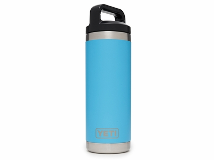 YETI Rambler Bottle 18oz - Reef Blue
