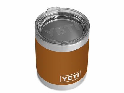 YETI Rambler Lowball 10oz - Clay