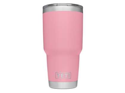 YETI Rambler Tumbler 30oz Limited Edition Pink