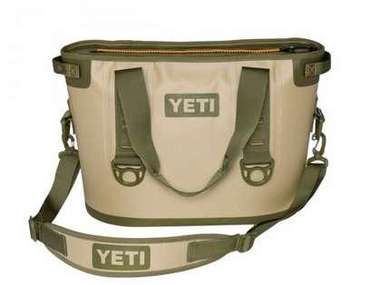 YETI YHOP20T Hopper 20 Softsided Cooler - Field Tan