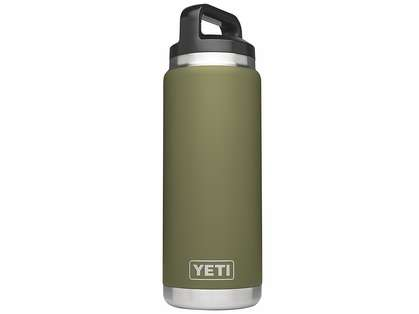 YETI Rambler Bottle 18oz - Olive Green