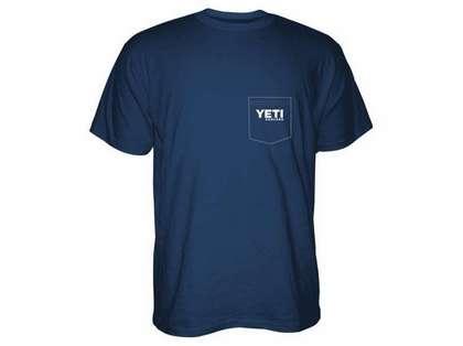 YETI Built for the Wild Short Sleeve T-Shirt