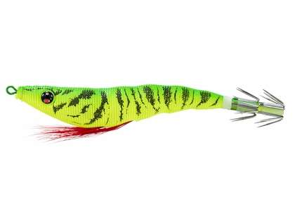 Yo-Zuri A1626-LM EZ-Slim Cloth Lure - Luminous Green