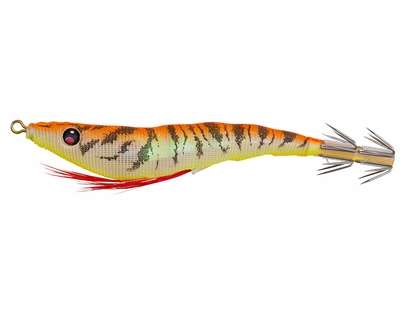Yo-Zuri A1626-LOG EZ-Slim Cloth Lure - Luminous Orange