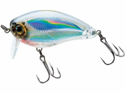 Yo-Zuri F1138 3DS Crank SSR Lure HGSH Holographic Ghost Shad