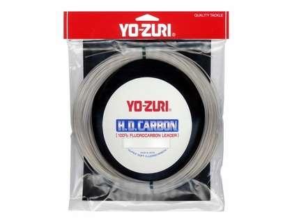 Yo-Zuri HD Fluorocarbon Leader 100yd Coils - Clear