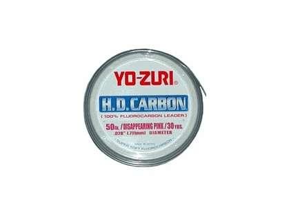 Yo-Zuri HD100LB-DP-100 Fluorocarbon Leader