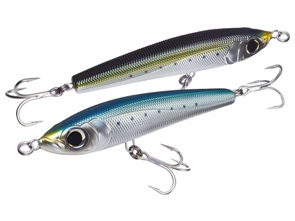 Yo-Zuri R1156 Diving Slider Sinking Lure Chrome Sardine