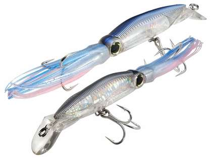 Yo-Zuri R1166 3D Squirt Floating Lure Pearl Blue