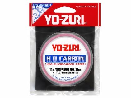 Yo-Zuri HD10LB-DP Fluorocarbon Leader