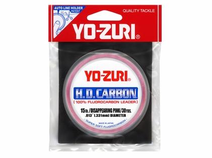Yo-Zuri HD15LB-DP Fluorocarbon Leader